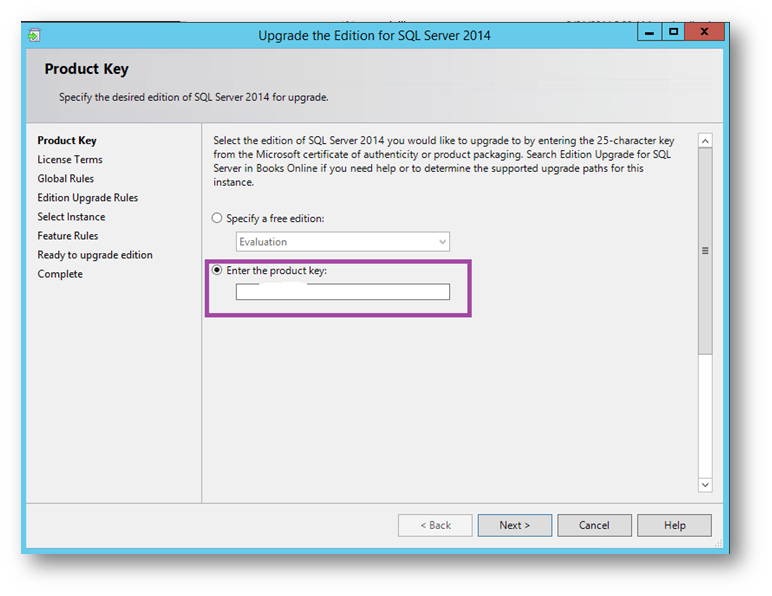 windows server 2016 standard evaluation key