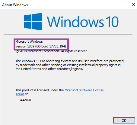 HOW TO: Install RSAT on Windows 10 Build 1809 | Scott Mattie's Blog